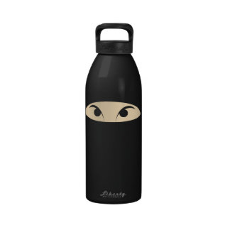 Ninja Botella De Beber