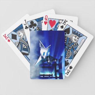 Ninja and Shuriken Playing Cards
