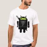 Ninja androide playera