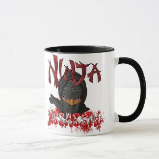 Ninja Assassin Mug