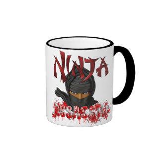 Ninja Assassin Mugs