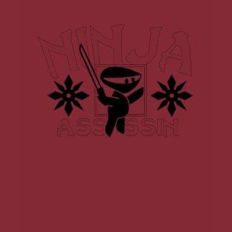 Ninja Assassin shirt