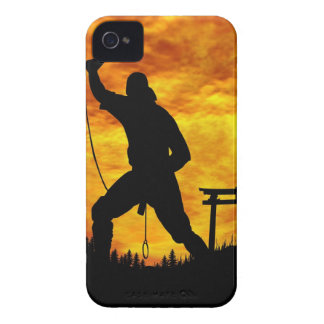 Ninja Attack iPhone 4 Case