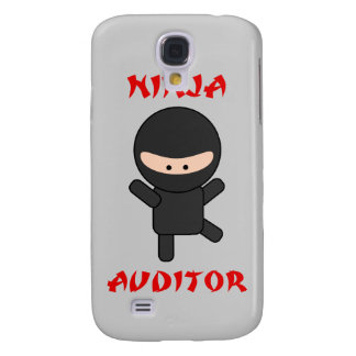 Ninja Auditor Galaxy S4 Cover