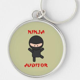 ninja auditor keychain