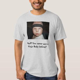 Ninja Baby #1 T-Shirt