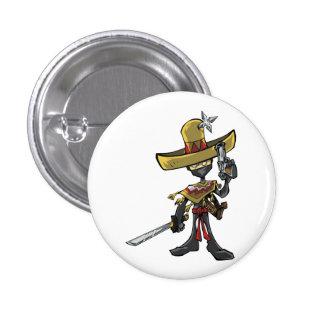 Ninja Bandito Button