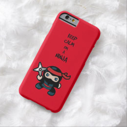 Ninja Barely There iPhone 6 Case