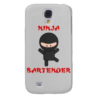 Ninja Bartender Samsung Galaxy S4 Case