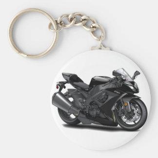 Ninja Black Bike Key Chains
