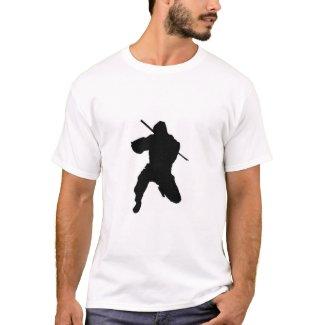 Ninja Blowgun Shirt