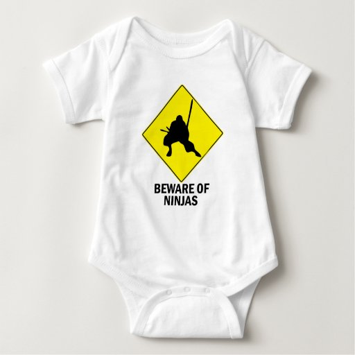 Ninja Body Para Bebé