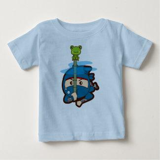 Ninja Boy Baby T-Shirt