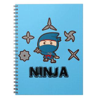 Ninja Boy Notebook