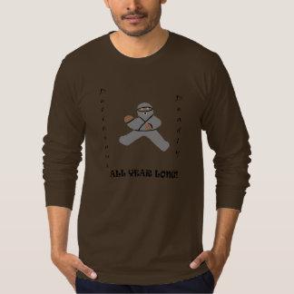 Ninja Bread Man Men's AA Long Sleeved Shirt