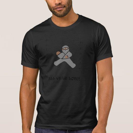 Ninja Bread Man Men's Destroyed Shirt