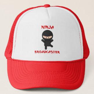 ninja broadcaster trucker hat