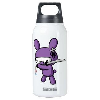 Ninja Bunny Insulated Water Bottle