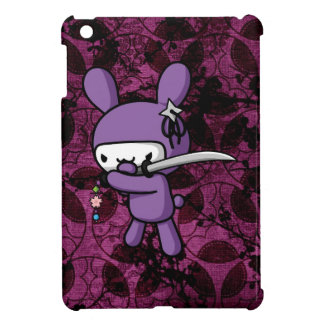 Ninja Bunny iPad Mini Case