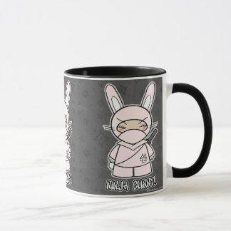 Ninja Bunny! Mug