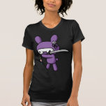 Ninja Bunny Tee Shirts