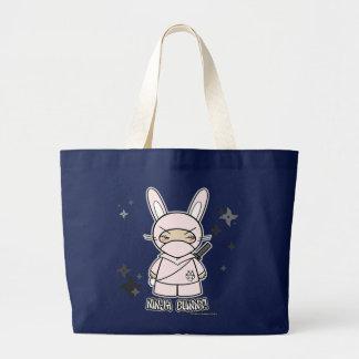 Ninja Bunny! With Shurikens Bag