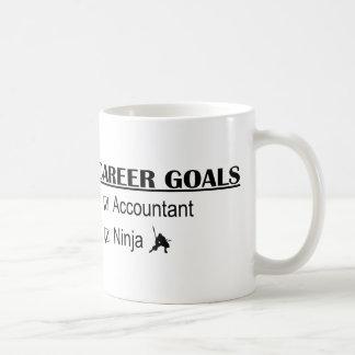 Ninja Career Goals - Accountant Coffee Mug