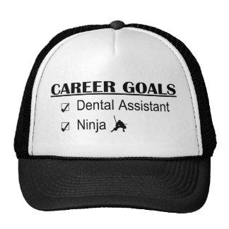 Ninja Career Goals - Dental Assistant Trucker Hat