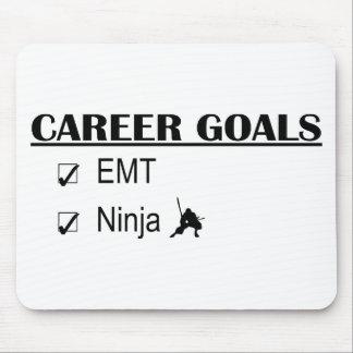 Ninja Career Goals - EMT Mouse Pad