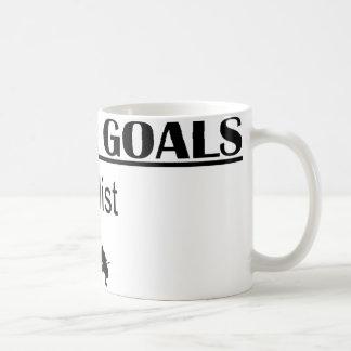 Ninja Career Goals - Journalist Coffee Mug