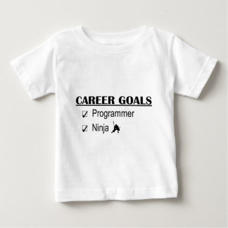 Ninja Career Goals - Programmer Baby T-Shirt