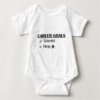 Ninja Career Goals - Scientist T-shirt