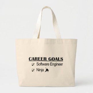 Ninja Career Goals - Software Engineer Tote Bag