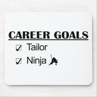 Ninja Career Goals - Tailor Mouse Pad