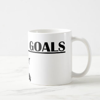 Ninja Career Goals - Teacher Coffee Mug