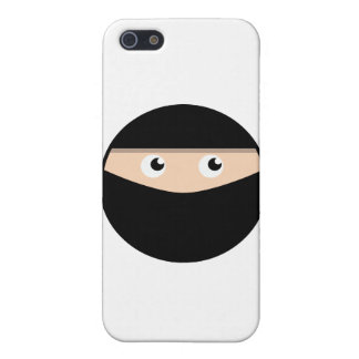 Ninja! Case For iPhone SE/5/5s