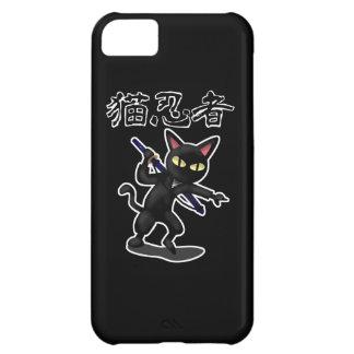 Ninja Cat iPhone 5C Cover