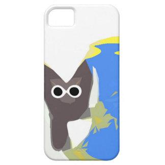 Ninja Cat. iPhone SE/5/5s Case
