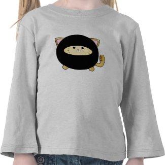 Ninja Cat T-Shirt shirt