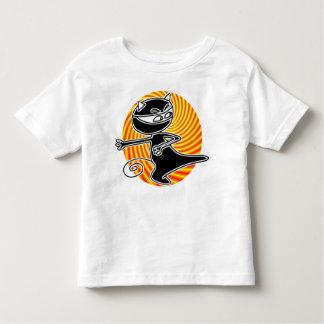 Ninja Cat Toddler T-shirt