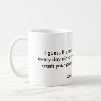 Ninja Cats Coffee Mug