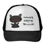 Ninja Cats Rule! Trucker Hat