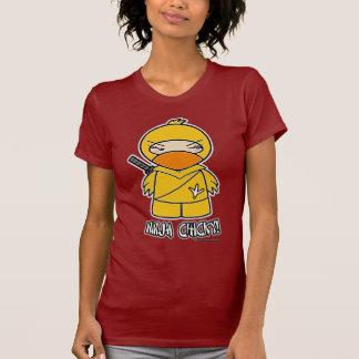 ¡Ninja Chicky! Camiseta Polera