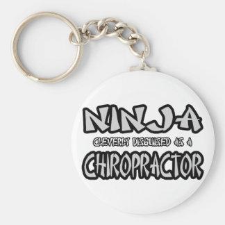 Ninja...Chiropractor Keychain