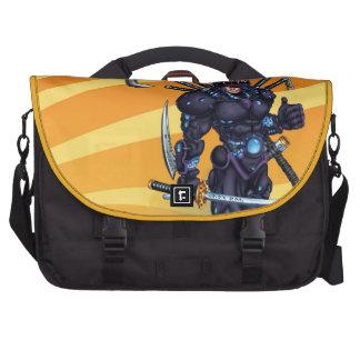Ninja cibernético bolsas para portatil