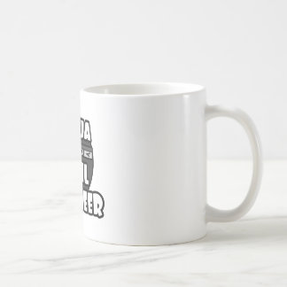 Ninja Civil Engineer Coffee Mug