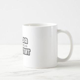 Ninja Cleverly Disguised As An Accountant Classic White Coffee Mug