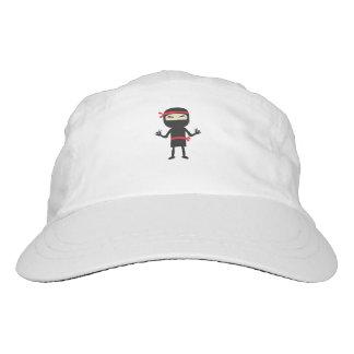 ninja con el arma gorra de alto rendimiento
