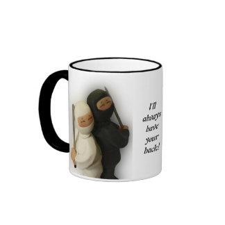 Ninja Couple Mug