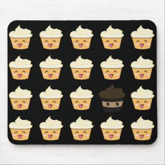 Ninja Cupcake Mouse Pad